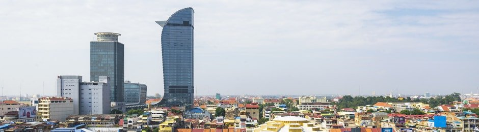 Cambodia GDP | Economic News & Forecasts