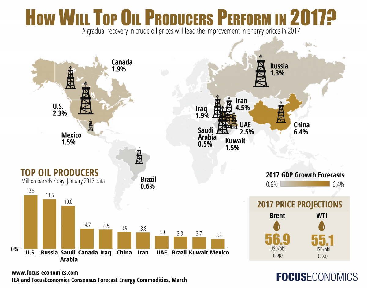 Major copper producing country - Oilproducers_mar_2017_focuseconomics Png