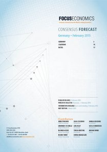Germany Macroeconomic Forecast