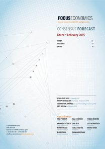 Korea Macroeconomic Forecast