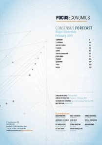 Major Economies Macroeconomic Forecast