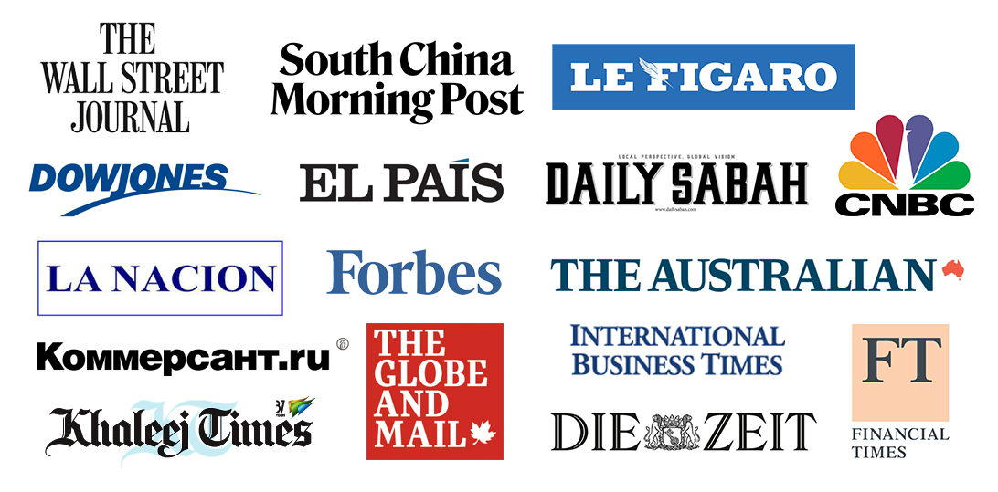 Press Logos - FocusEconomics